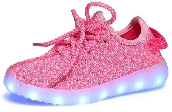 shoes-led-yeezy-shoes-toddler-little-kids-sneakers-pink-2