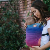 Breastfeeding + Babywearing with Tula