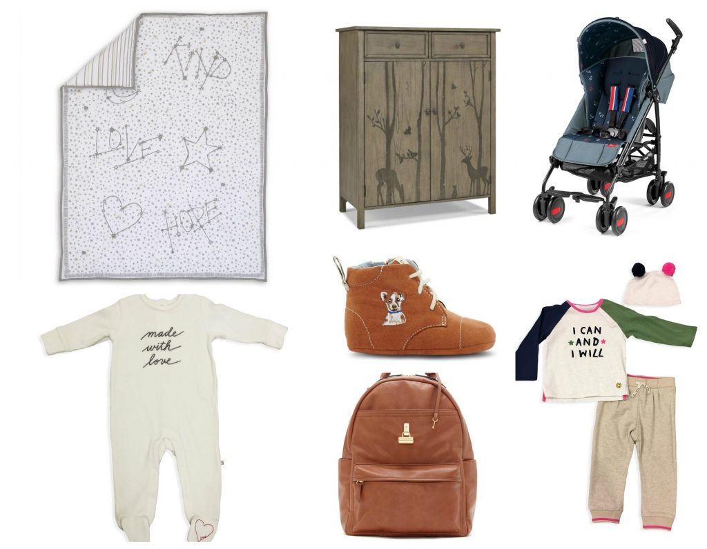 ellen, ED, baby gear