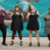Mompreneur Spotlight: Leche Libre Plus Size Nursing Clothing Line