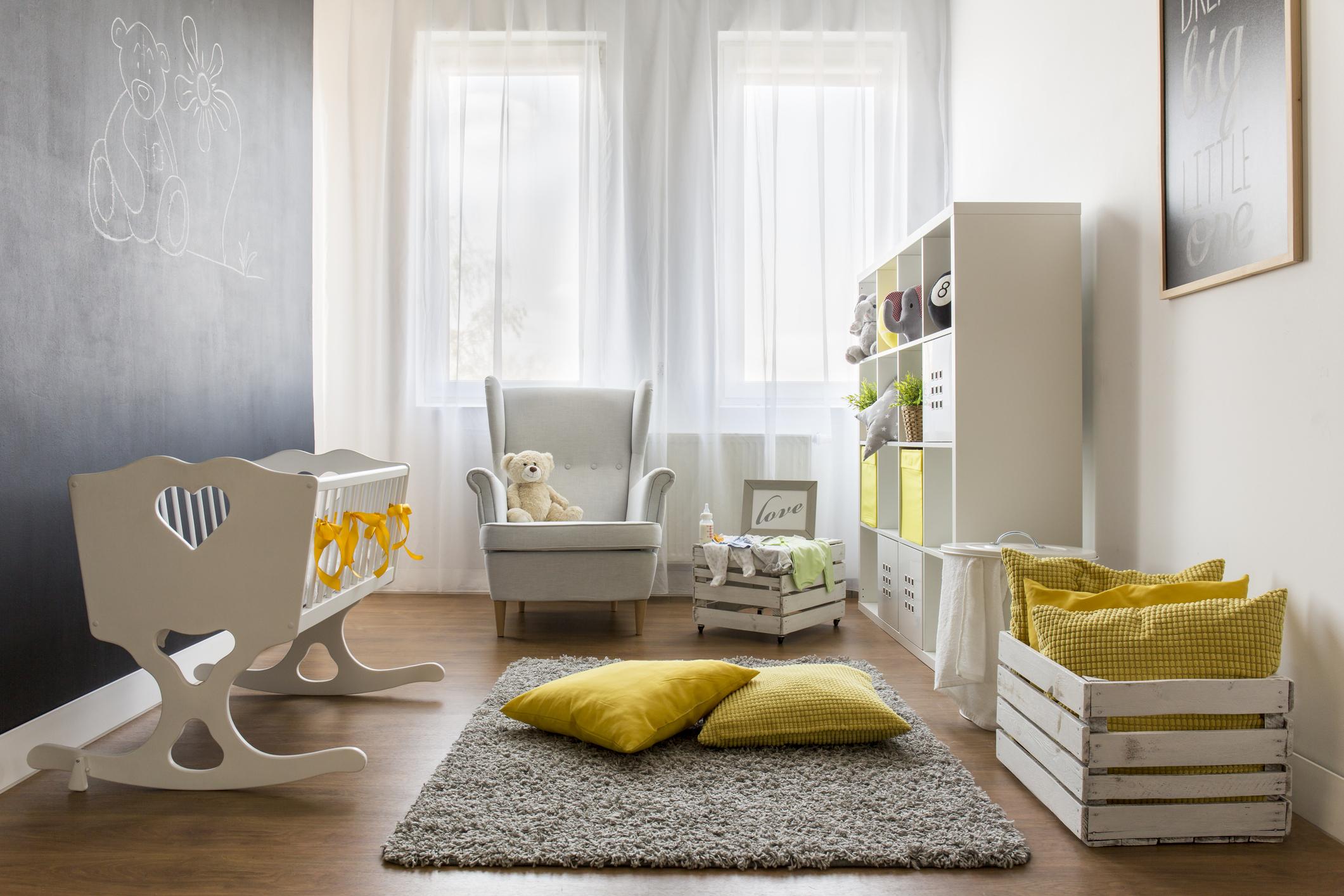 4 New Nursery Trends for Millennial Parents - Gugu Guru Blog