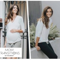 Mom Transitions Giveaway