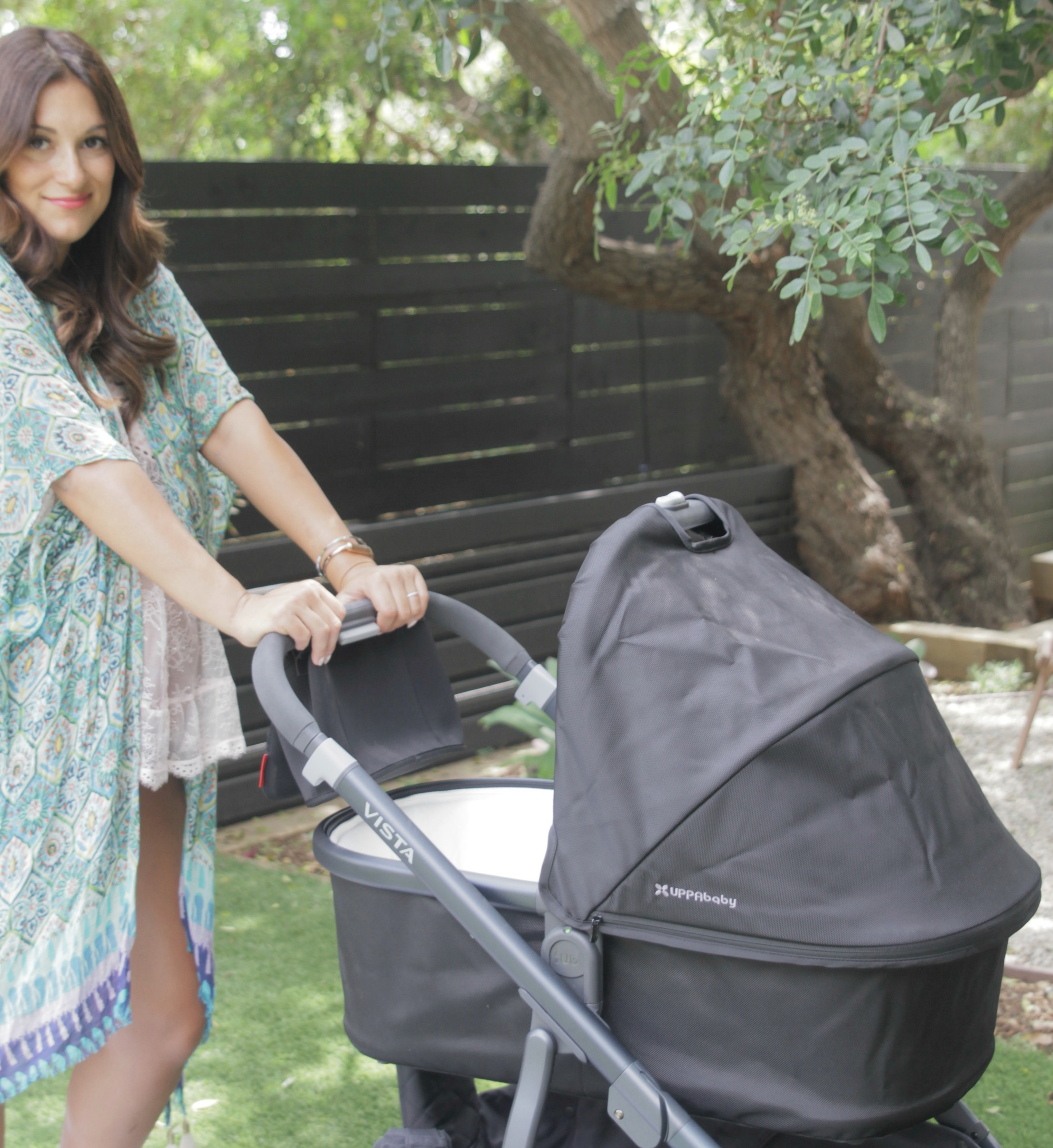 UPPAbaby VISTA Stroller for New Mamas