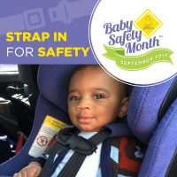 Baby Safety Month: Strap in for Safety While On the Go with JPMA