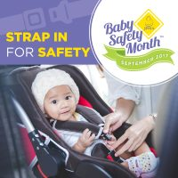 Baby Safety Month: Take the JPMA Carseat Challenge