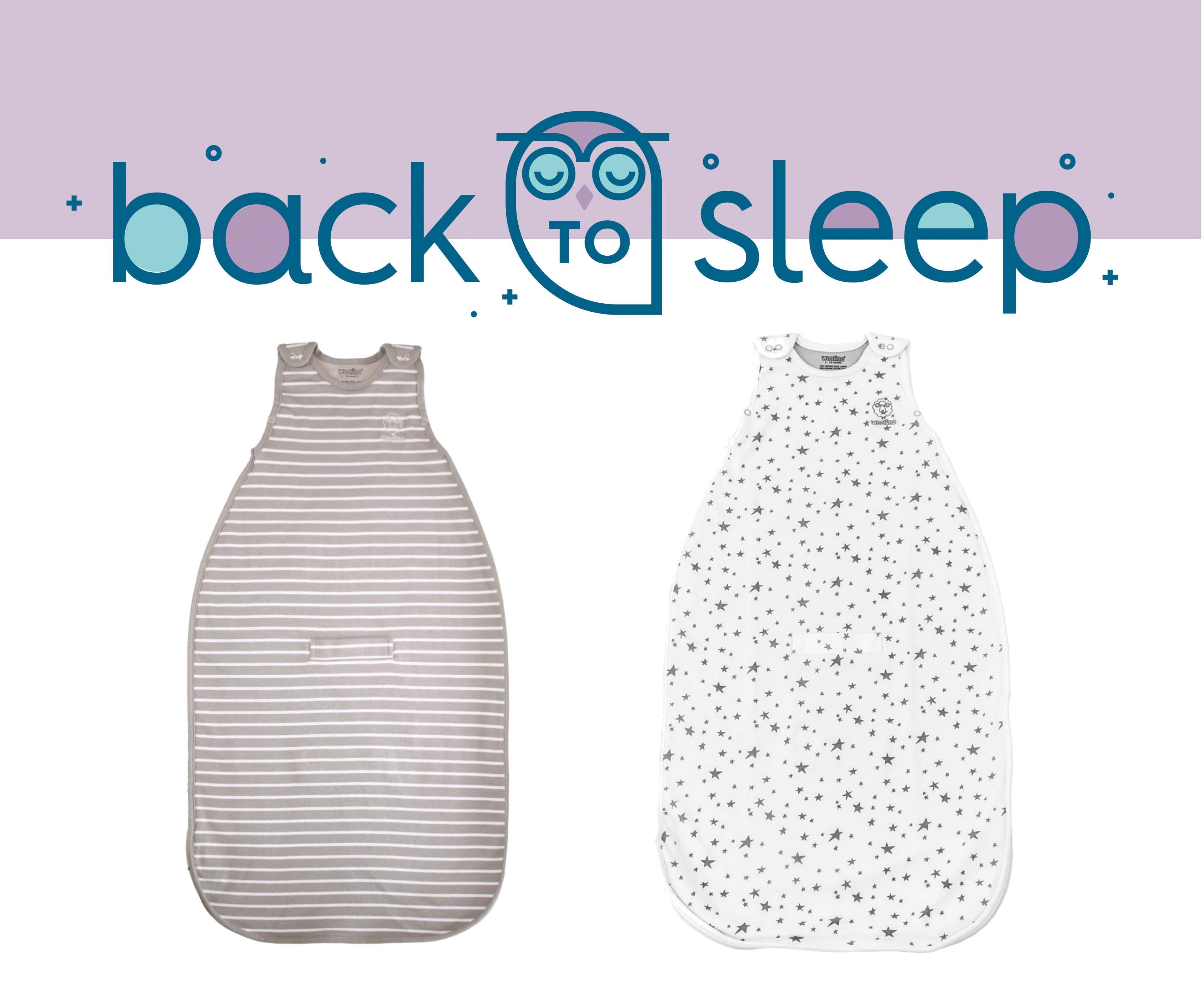 Back to Sleep: Woolino Sleep Sacks