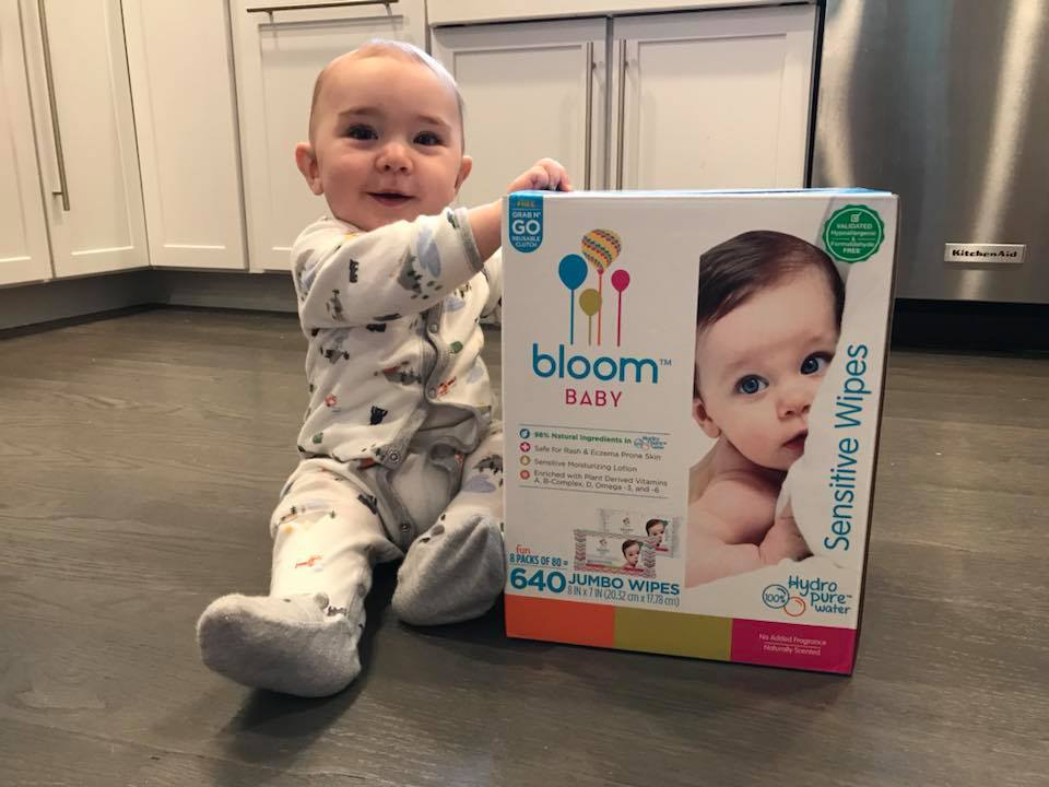 The Village Reviews: bloom BABY All Natural Wipes