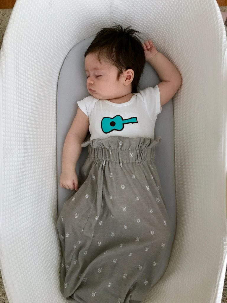 moba bassinet review