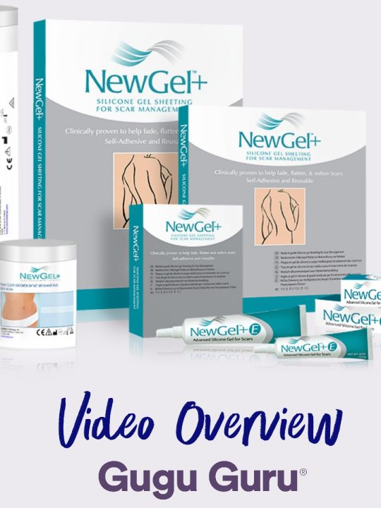 NewGel+ Scar Management Solutions
