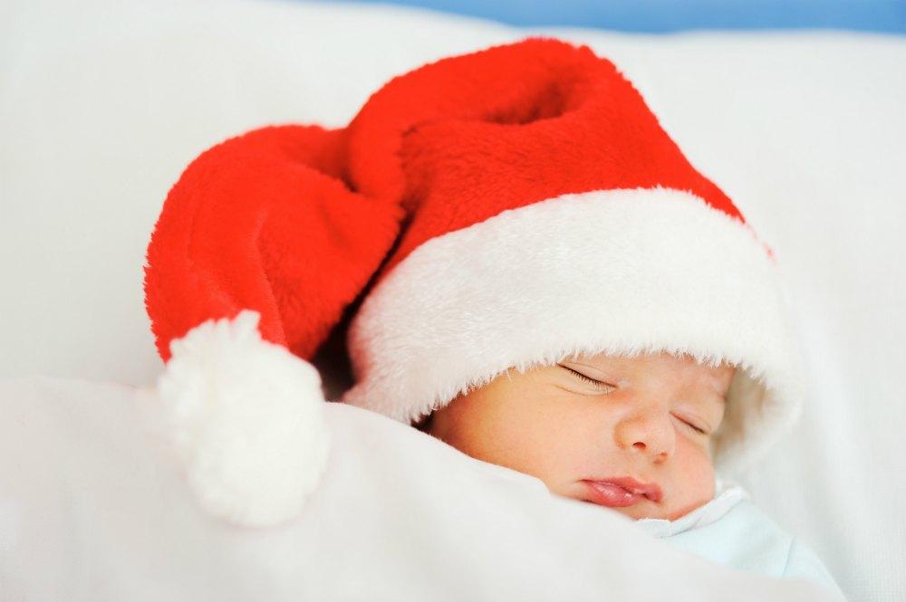 Christmas Baby Hospital Bag Checklist
