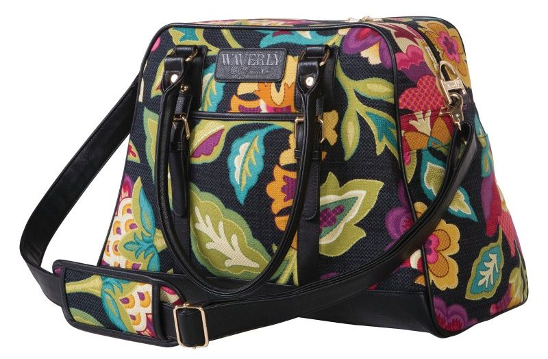 new mom gifts: waverly bag from trend lab