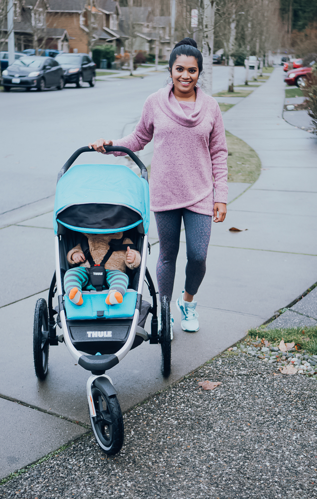 Real Mom Review Thule Urban Glide Gugu Guru Blog