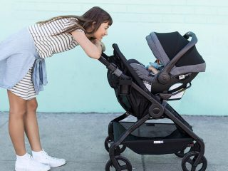 Video Review Ergobaby 180 Reversible Stroller