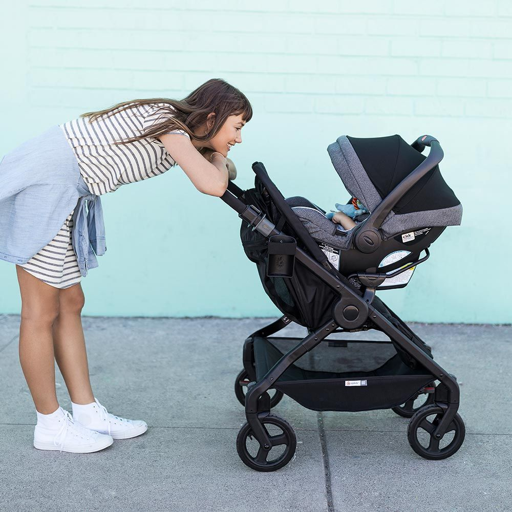 Video Review Ergobaby 180 Reversible Stroller - Gugu Guru Blog