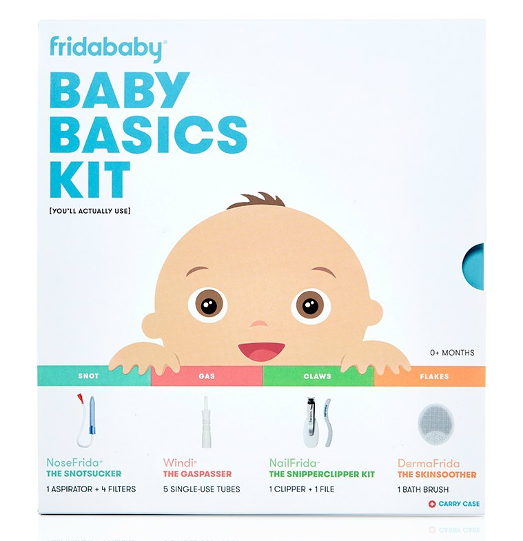 baby care kit - the ultimate from fridababy