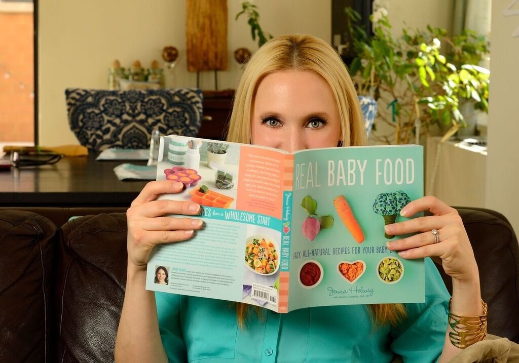 Baby food recipe books for your registry gugu guru blog baby food recipe forumfinder Choice Image
