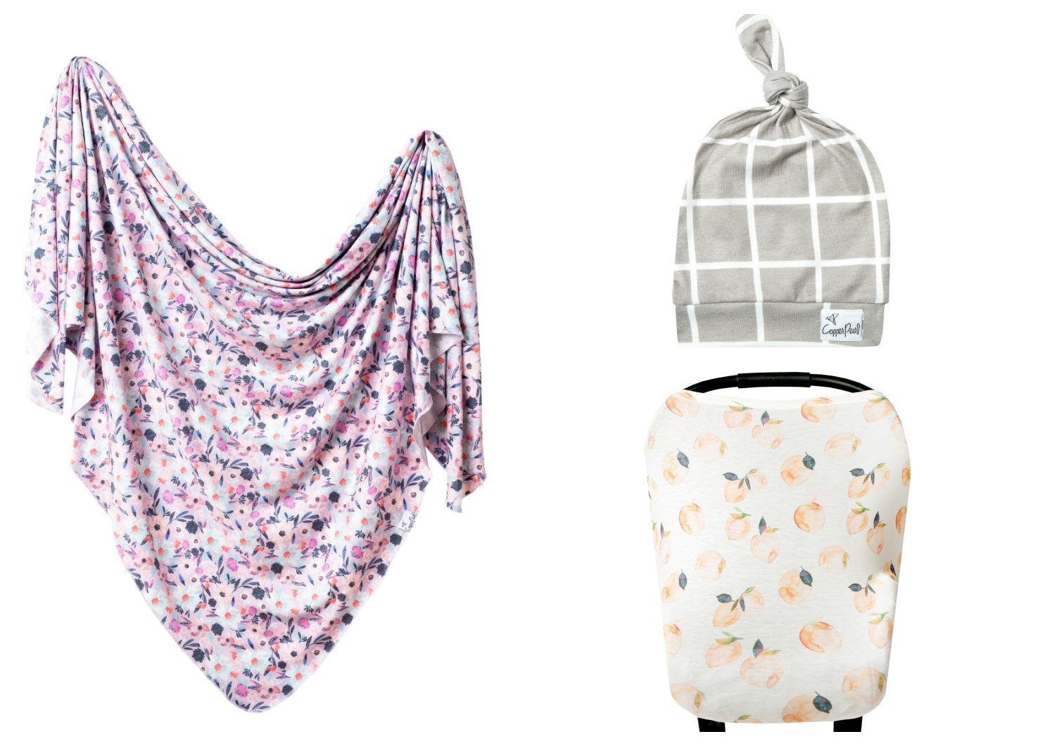 drool bibs for babies in cool prints