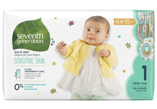 best disposable diapers seventh generation