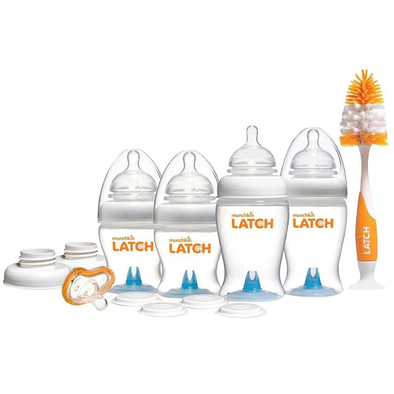 best baby bottles for newborns munchkin latch