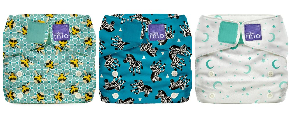 best cloth diapers minimalist