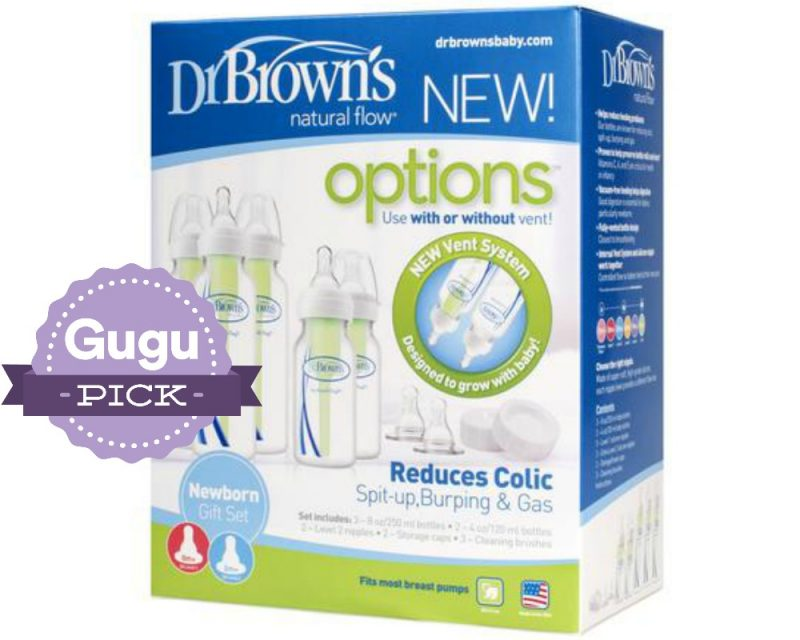 best baby bottles for newborns dr browns