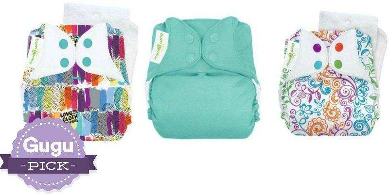 best cloth diapers bum genius