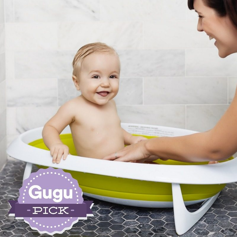 Best Infant Bath Tubs: Gugu Picks - Gugu Guru Blog