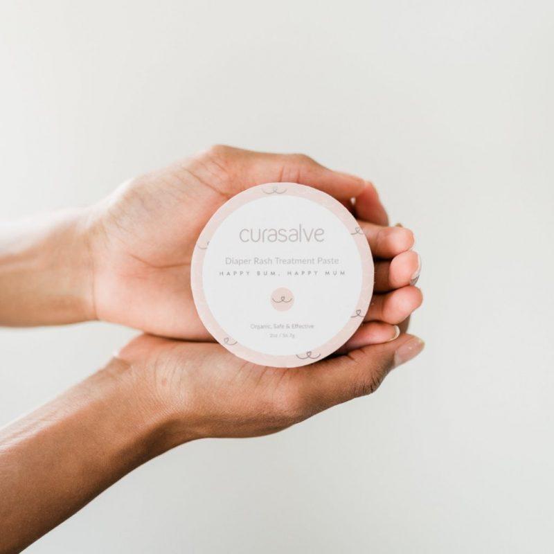 natural diaper rash cream