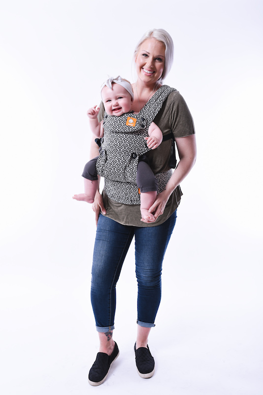 Best baby carrier Baby Tula Explore