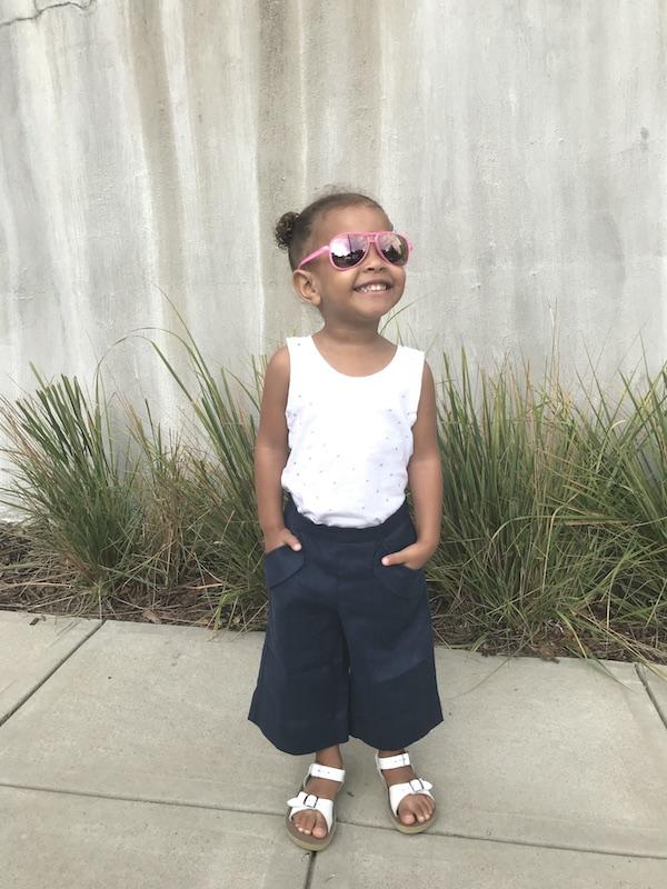 Back to Preschool clothes