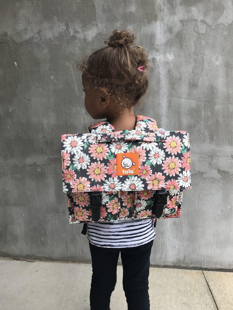 Back to Preschool Tula backpack