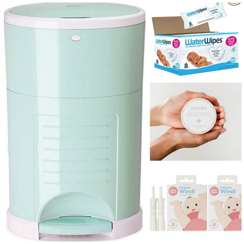 diapering products for natural, on-the-go parenting registry picks