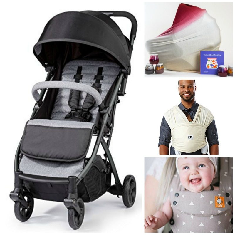 on the go products for natural, on-the-go parenting registry picks