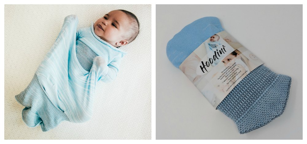 Travel With Baby swaddle
