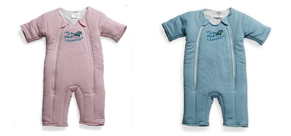 Travel With Baby sleepsuit