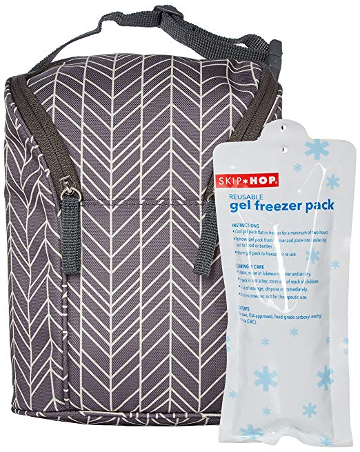 pumping at work Insulated Breastmilk Cooler And Baby Bottle Bag