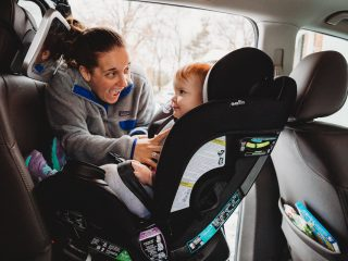 Evenflo Carseat Review