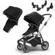 Thule Sleek City Stroller Features